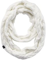 Cuddl Duds Girls 7-14 Sparkle Cable-Knit Scarf