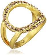 Vince Camuto Dainty Open Pave Ring, Size 7