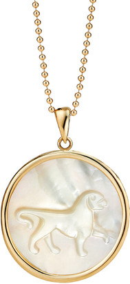 Ashley McCormick Leo 18K Gold Pendant