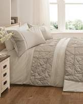 Lucy Embellished Duvet Cover Set