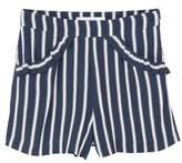 MANGO Printed flowy shorts