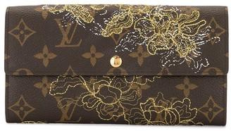 Louis Vuitton 2007 pre-owned Portefeuille Sarah wallet