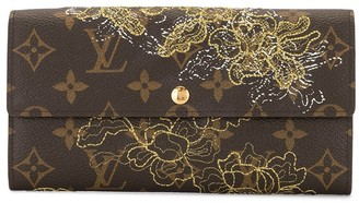Louis Vuitton Pre Owned 2007 Portefeuille Sarah wallet