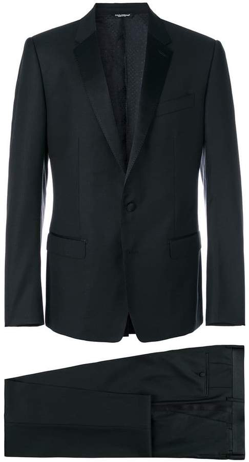 Dolce & Gabbana tuxedo suit