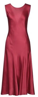 Alberta Ferretti 3/4 length dress