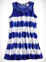GUESS Little Girl Tie-Dye Swing Dress (2-6x)