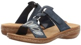 Rieker 62814 Regina 14 Women's Shoes