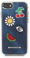 Rebecca Minkoff Denim Patch iPhone Case