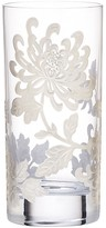 "Marchesa by Lenox ""Painted Camellia"" Highball Glass"