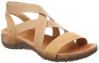 BearPaw Brea Strappy Footbed Sandal