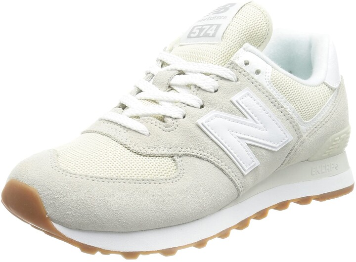 New Balance Beige Women's Sneakers & Athletic | Shop the world's ...