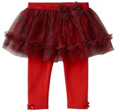 Baby Starters Baby Girl Plaid Tutu Leggings