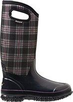 Bogs Women's Classic Winter Plaid Tall Winter Snow Boot