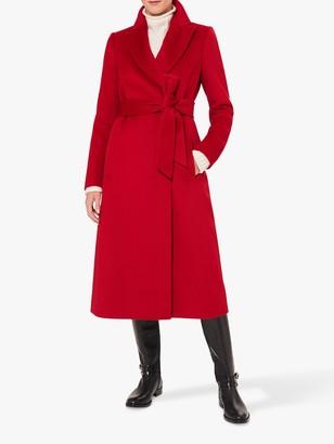 Hobbs Olivia Wool Coat