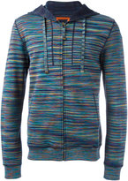 Missoni knitted hoodie - men - Cotton - L