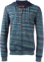 Missoni knitted hoodie