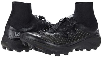 Salomon S/Lab Cross (Black/White/Black) Shoes