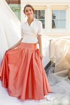 Shabby Apple Brooklyn Skirt Coral