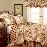 Waverly Charleston Chirp Reversible Quilt Set