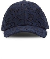 Draper James Lace Baseball Cap