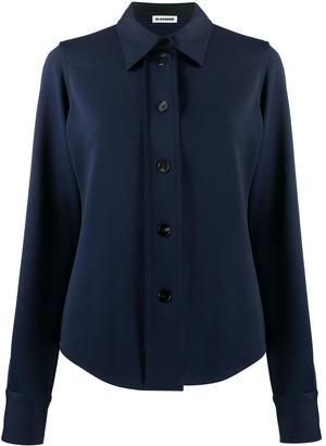 Jil Sander Buttoned Shirt