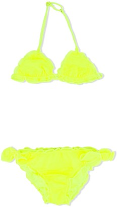 Mc2 Saint Barth Kids Cris triangle top bikini