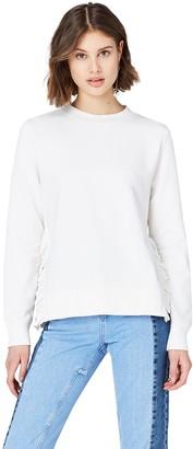 Find. Amazon Brand Women's Long Sleeve Crew Neck T-Shirt