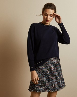 Ted Baker BHEKKA Knitted round neck jumper