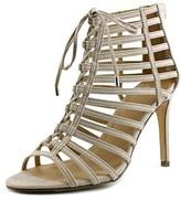 Material Girl Raquel Women Us 8.5 Tan Heels.