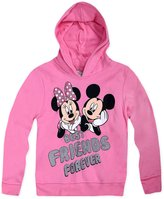 Disney Girls Official Minnie Mouse Hoodie