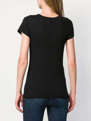 L'Agence slim fit T-shirt