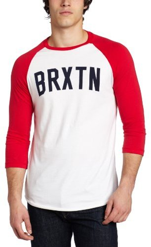 Brixton Men's Cub Baseball T-Shirt