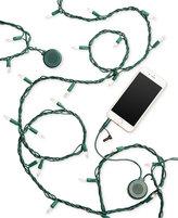 Bright Tunes Indoor/Outdoor Bluetooth Wireless Speaker String Lights