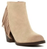 BC Footwear Alliance Chunky Fringed Boot