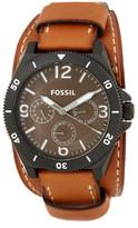 Fossil Men&s Quartz Cuff Watch