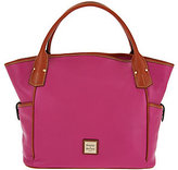 Dooney & Bourke As Is Pebbled Leather Kristen Tote Bag