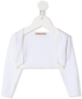 La Stupenderia Knitted Bolero