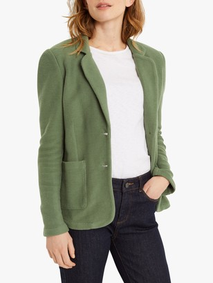 White Stuff Breckland Jersey Textured Blazer