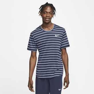 Nike Men's Graphic Tennis Top NikeCourt Dri-FIT