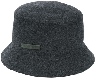 Ermenegildo Zegna Wool Bucket Hat