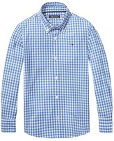 Tommy Hilfiger Th Kids Gingham Shirt