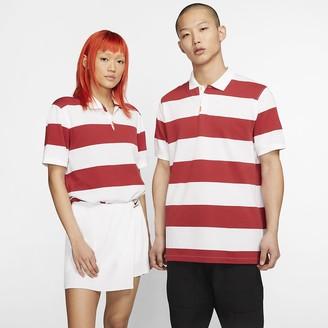 Nike Unisex Striped Polo The Polo