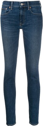 Polo Ralph Lauren Mid-Rise Skinny Jeans