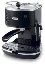 De'Longhi Vintage Pump Espresso Machine, Black