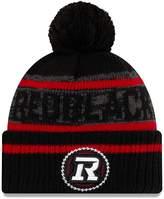 New Era Ottawa Redblacks CFL On-Field Sport Pom-Pom Toque