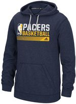 adidas Men's Indiana Pacers Icon Status climawarm Hoodie