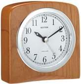 rhythm Alarm Clock Analogue 70205-30