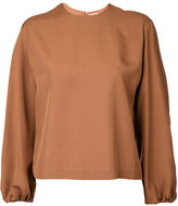 H Beauty&Youth balloon sleeves top - women - Rayon - S
