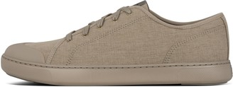 FitFlop Christophe Toe-Cap Canvas Sneakers