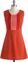 Kling Pumpkin About You Dress